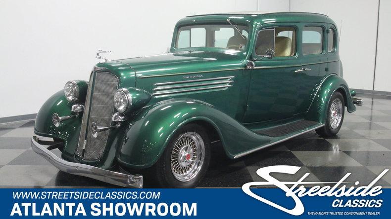 For Sale: 1934 Buick Sedan