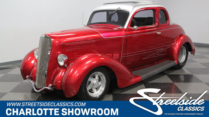 For Sale: 1936 Plymouth Business Coupe