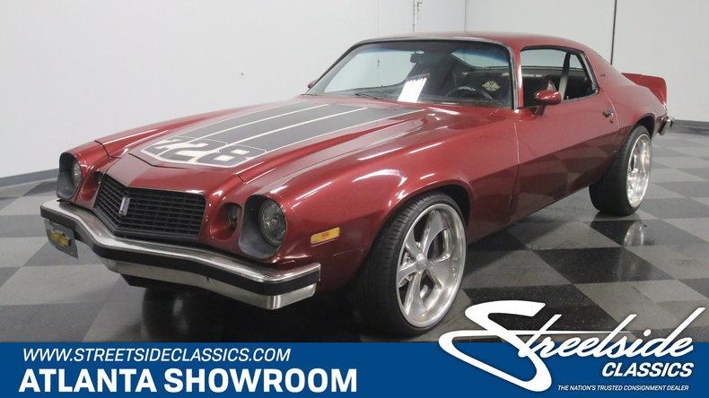 For Sale: 1974 Chevrolet Camaro