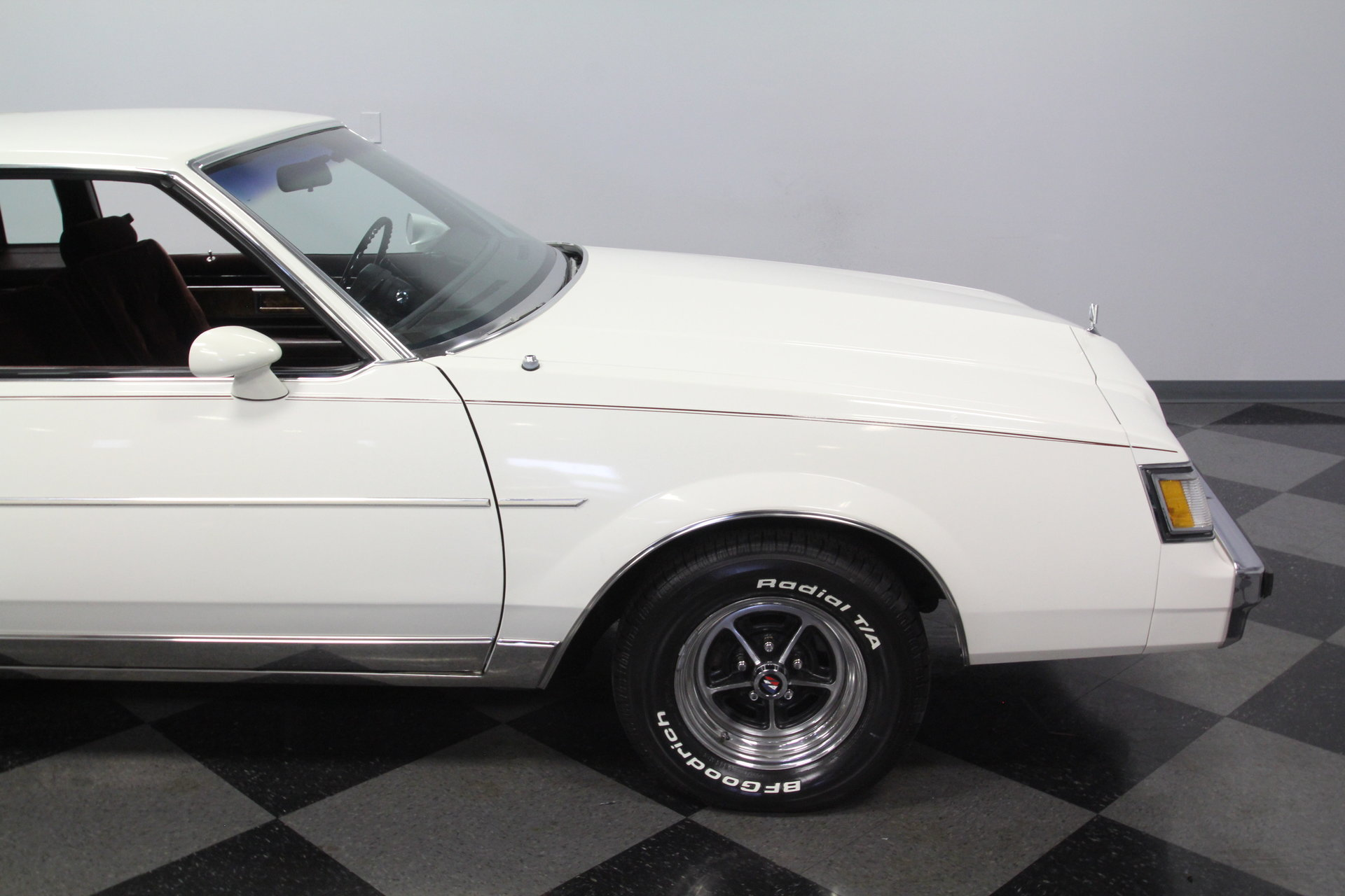 1986 Buick Regal Limited For Sale 94866 Mcg
