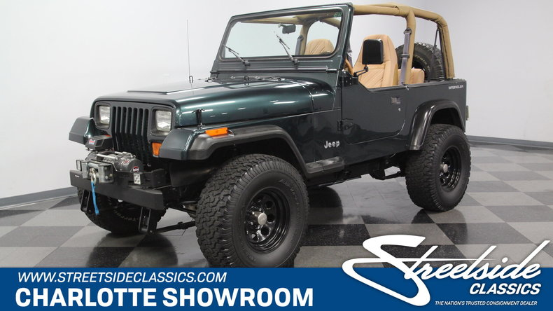 For Sale: 1994 Jeep Wrangler