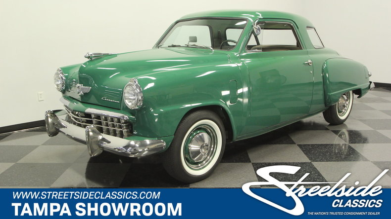 For Sale: 1949 Studebaker Champion