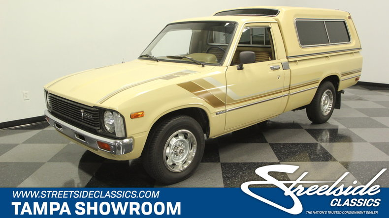 For Sale: 1981 Toyota Pickup