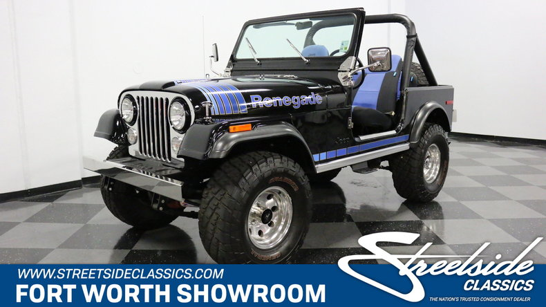 For Sale: 1980 Jeep CJ7