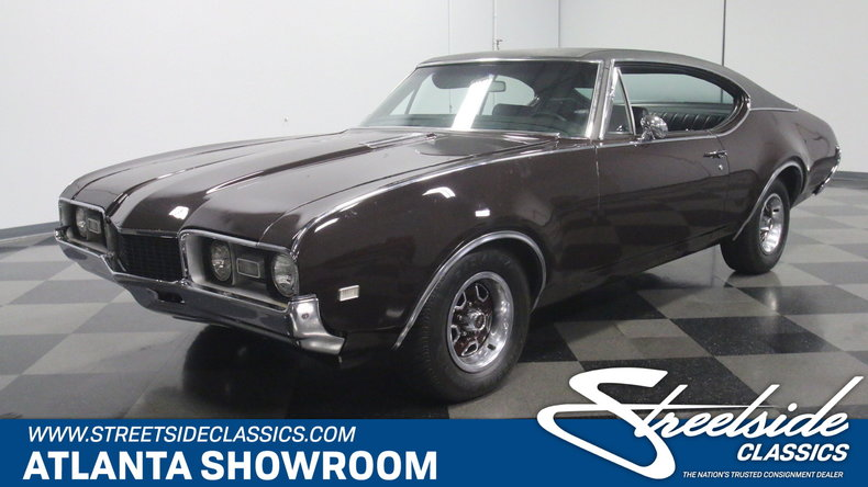 For Sale: 1968 Oldsmobile Cutlass