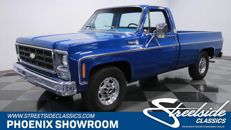 For Sale: 1979 Chevrolet C20