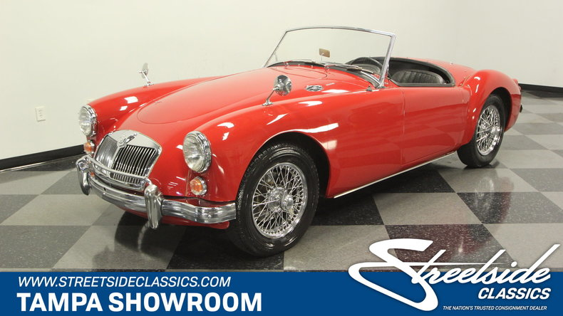 For Sale: 1961 MG MGA