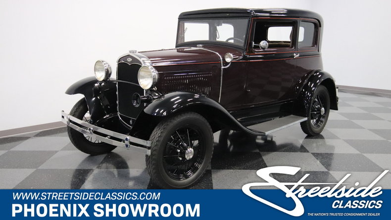 For Sale: 1931 Ford Victoria