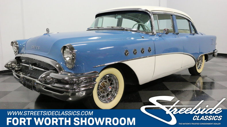 For Sale: 1955 Buick Roadmaster