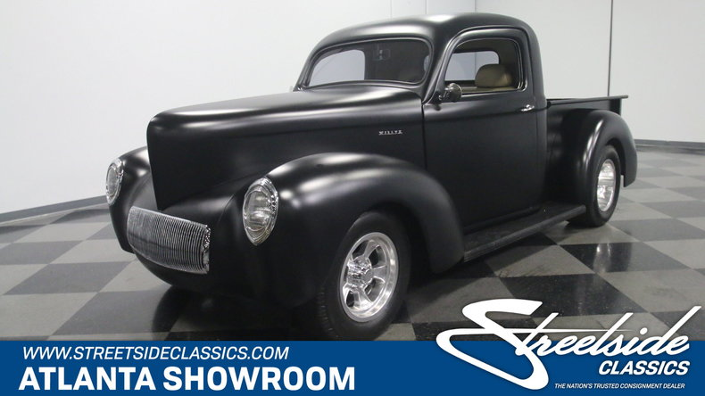For Sale: 1941 Willys Pickup