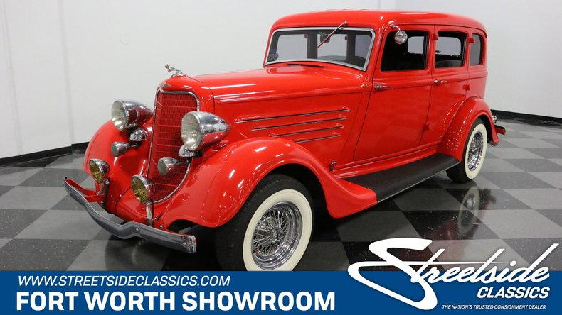 For Sale: 1934 Dodge Sedan