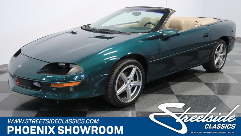 For Sale: 1996 Chevrolet Camaro
