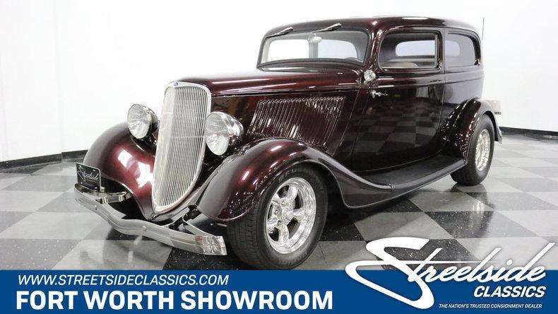 For Sale: 1933 Ford Tudor