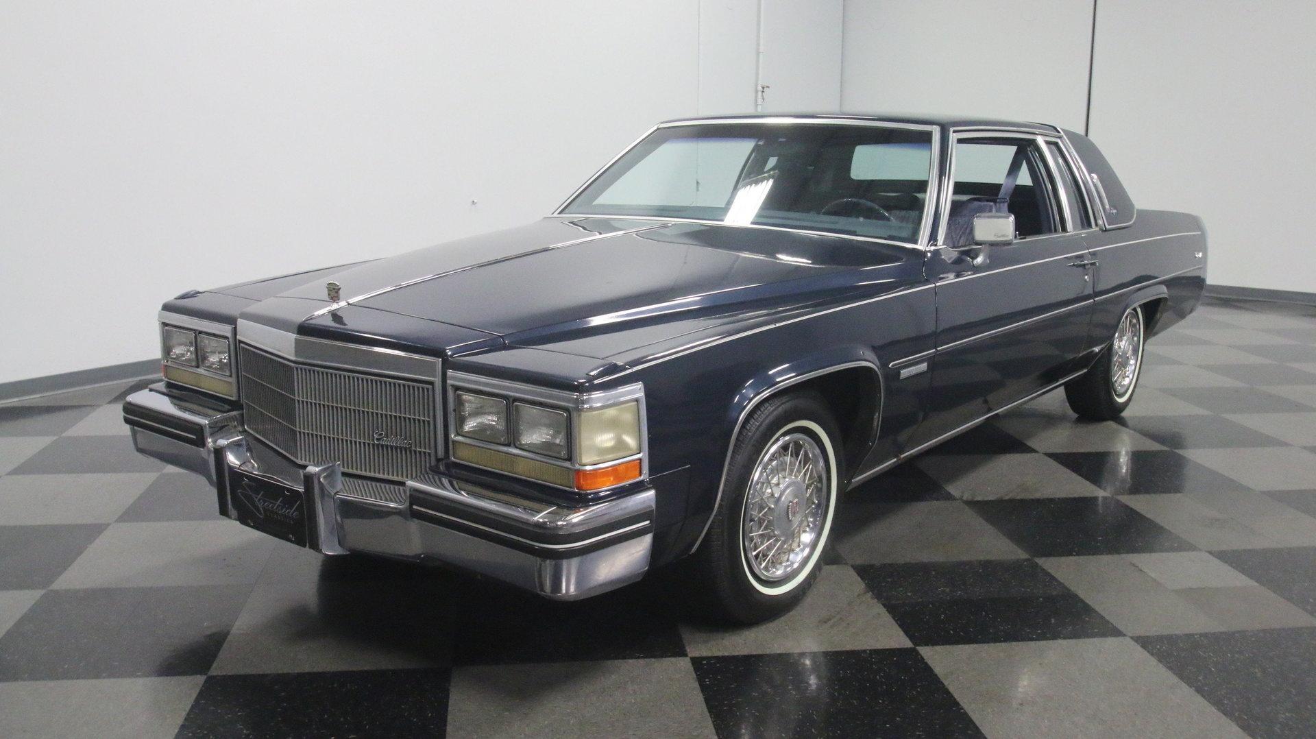 1983 Cadillac Coupe DeVille De Elegance for sale #99257 | MCG