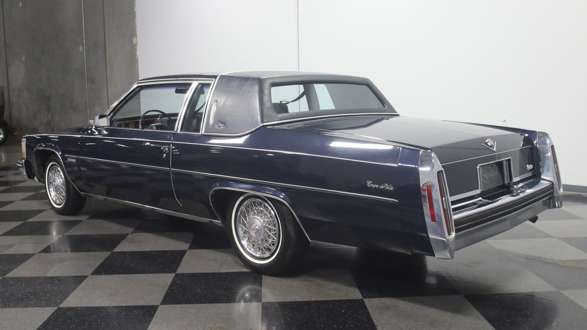 1983 Cadillac Coupe Deville De Elegance For Sale 99257 Mcg