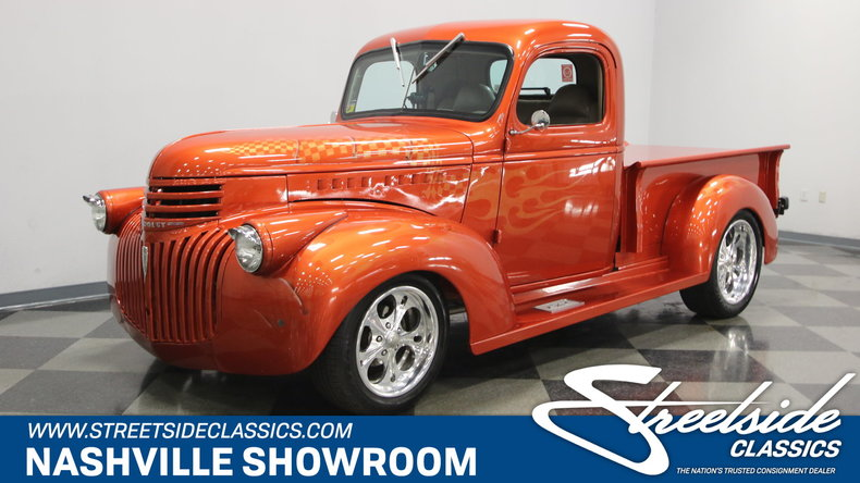 For Sale: 1941 Chevrolet Pickup