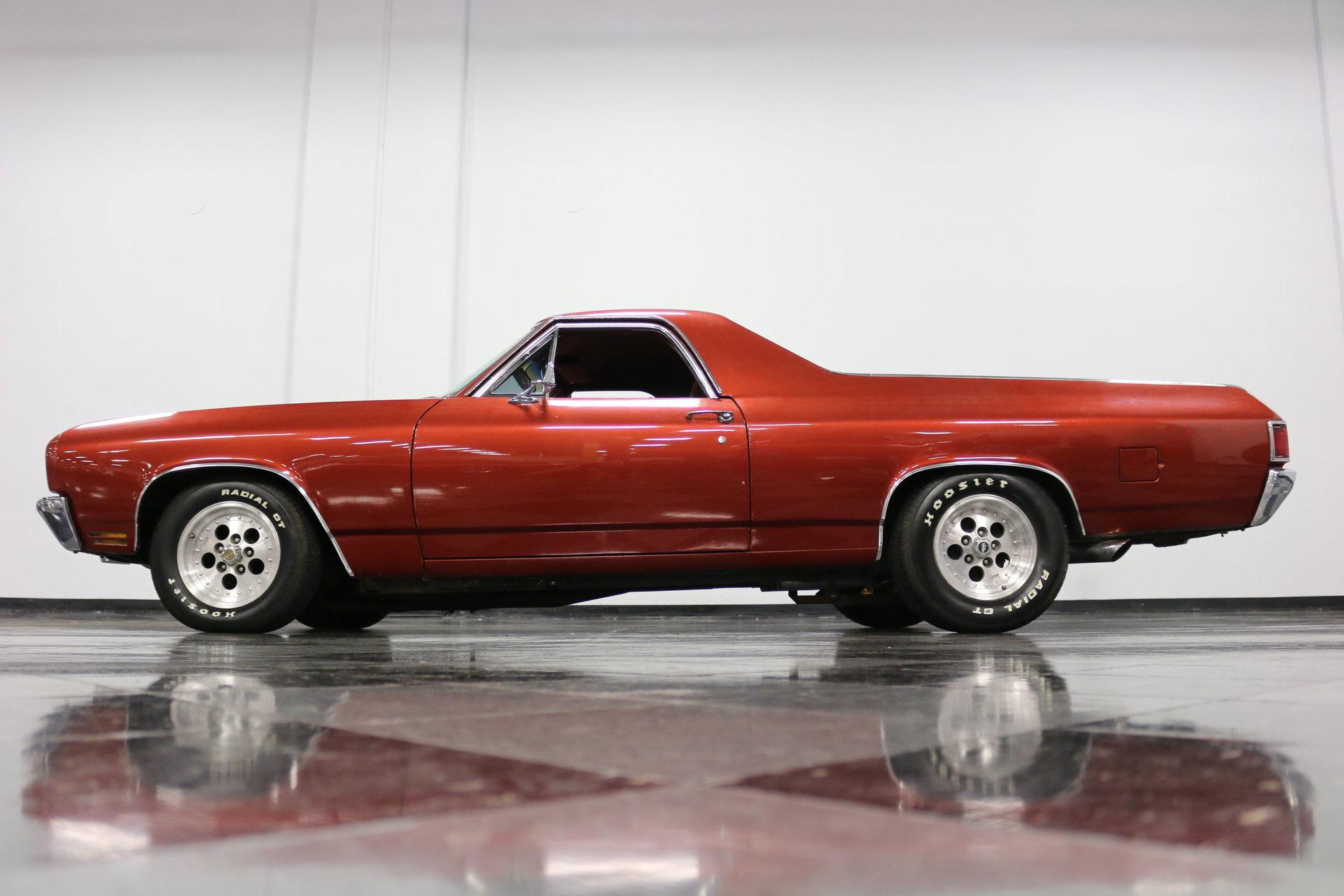 1970 Chevrolet El Camino Streetside Classics The