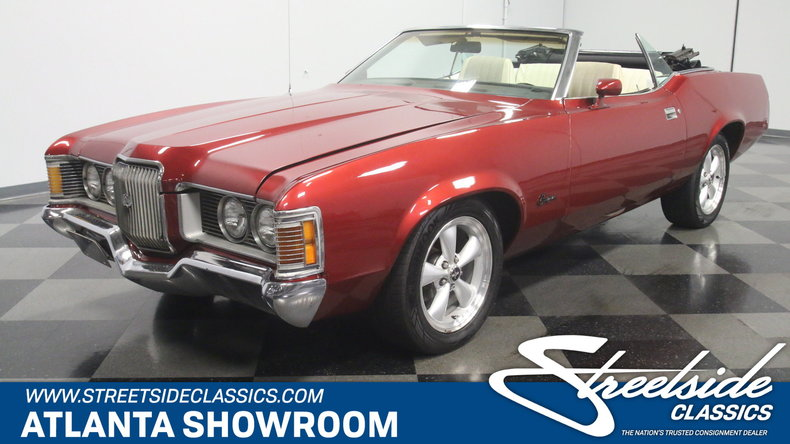 For Sale: 1971 Mercury Cougar