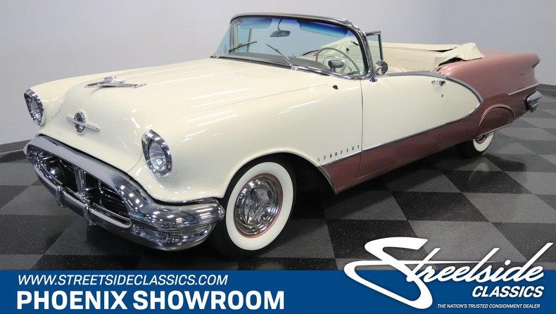 For Sale: 1956 Oldsmobile 98