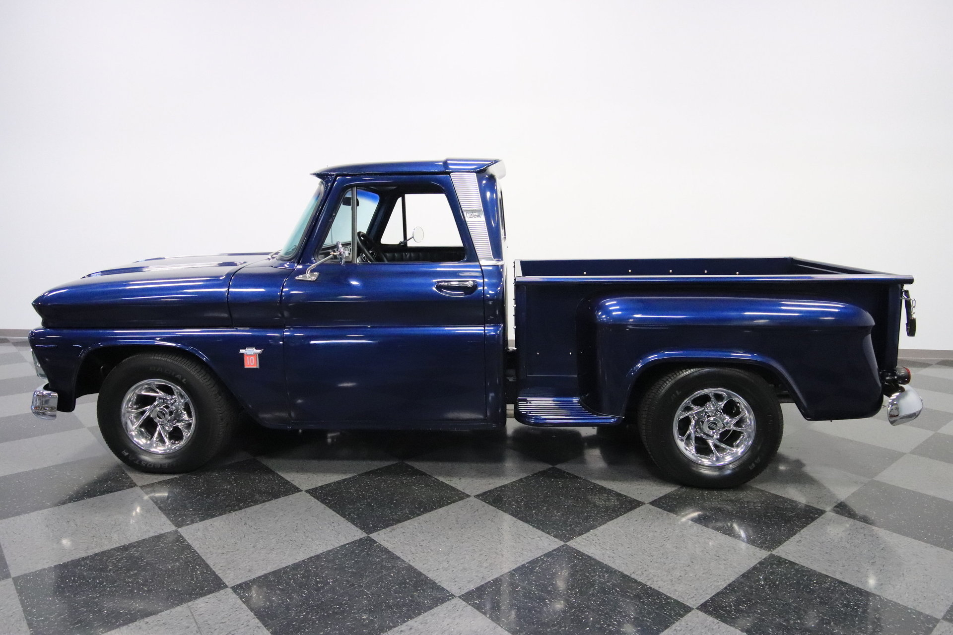 1964 Chevrolet C10 Streetside Classics The Nations Trusted Chevy Truck Gas Tank Show More Photos