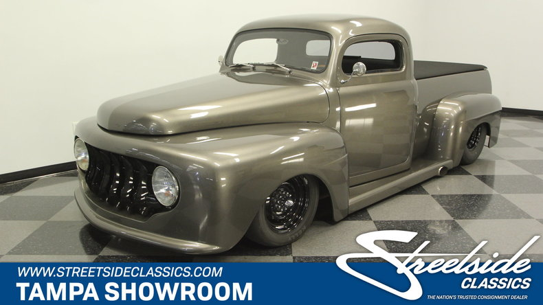 For Sale: 1948 Ford F-1