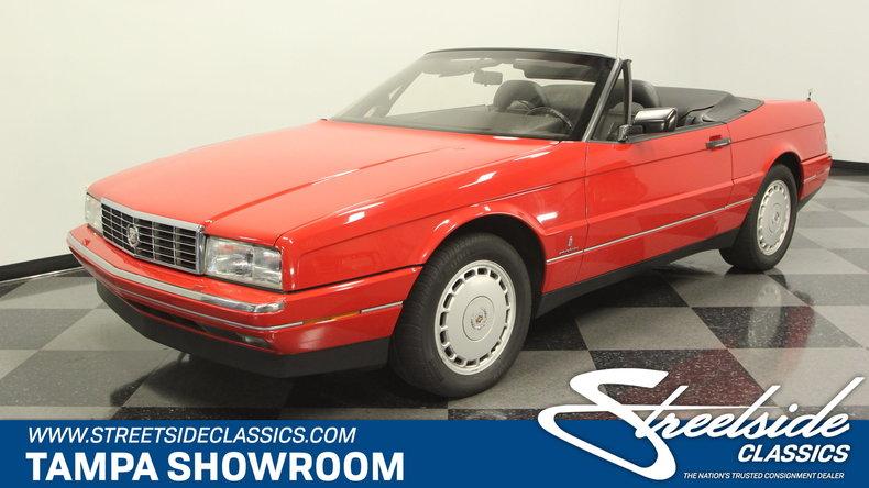 For Sale: 1992 Cadillac Allante