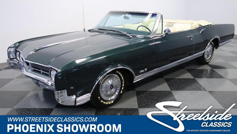 For Sale: 1966 Oldsmobile Delta 88