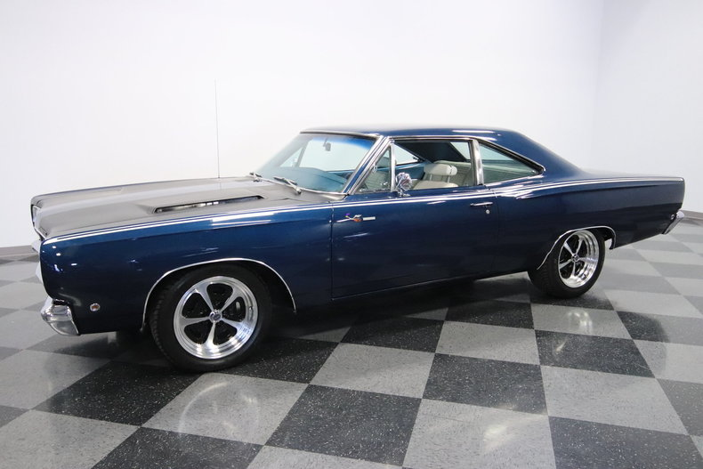 1968 Plymouth Road Runner 6