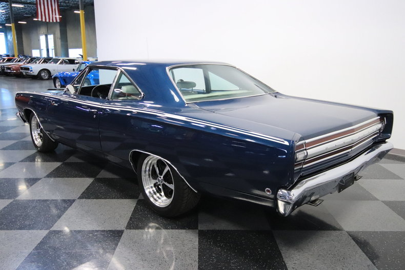 1968 Plymouth Road Runner 9
