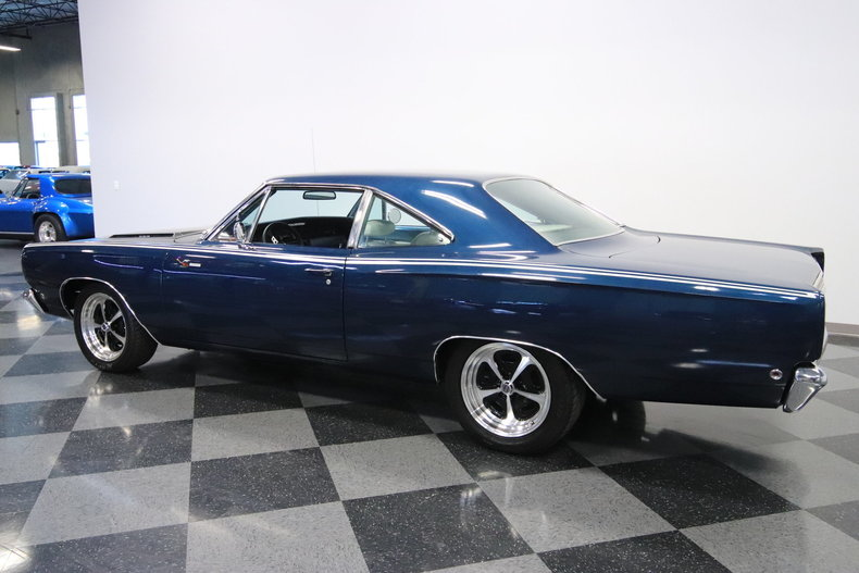 1968 Plymouth Road Runner 8