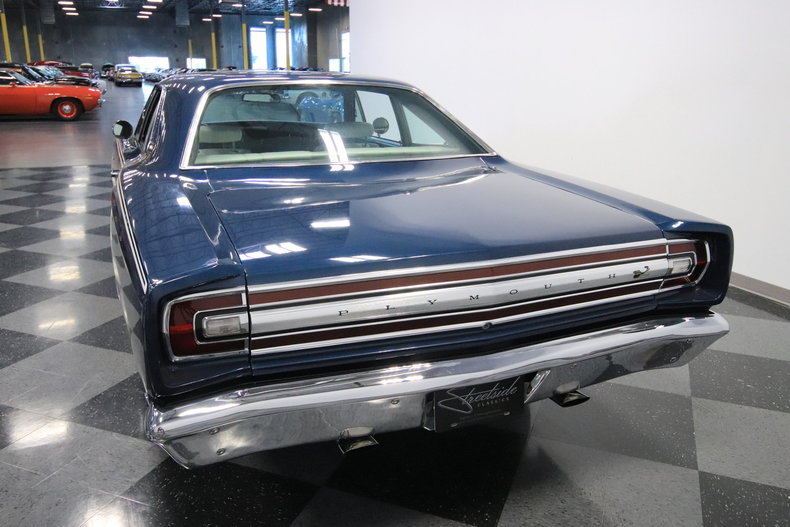 1968 Plymouth Road Runner 10