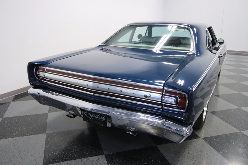 1968 Plymouth Road Runner 12