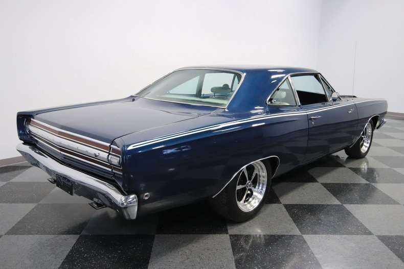 1968 Plymouth Road Runner 13