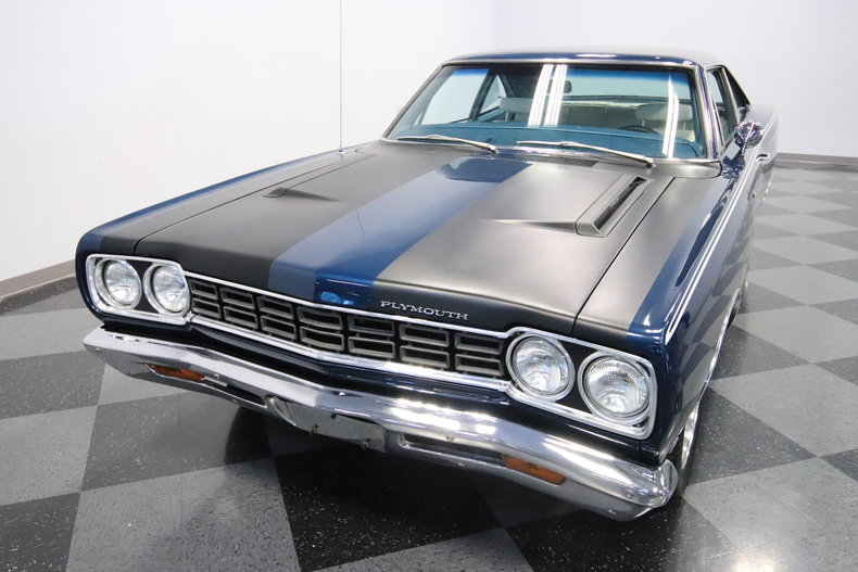 1968 Plymouth Road Runner 20