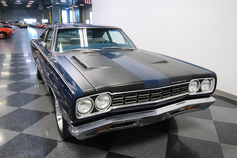 1968 Plymouth Road Runner 18