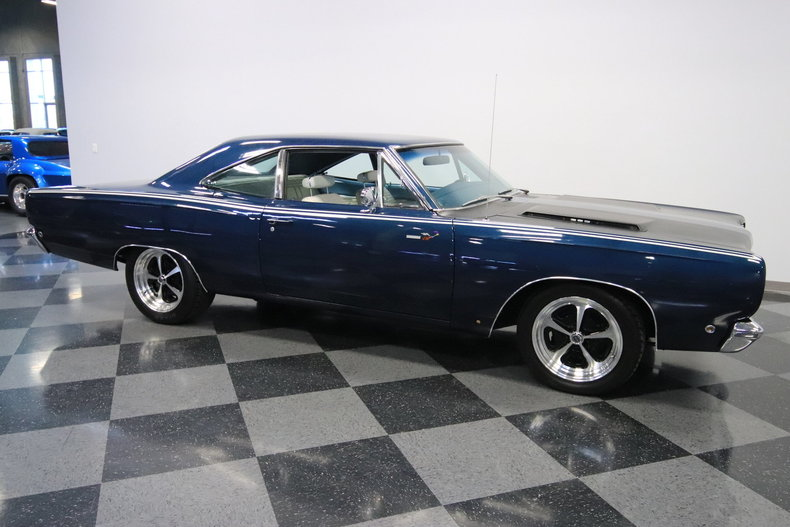 1968 Plymouth Road Runner 16