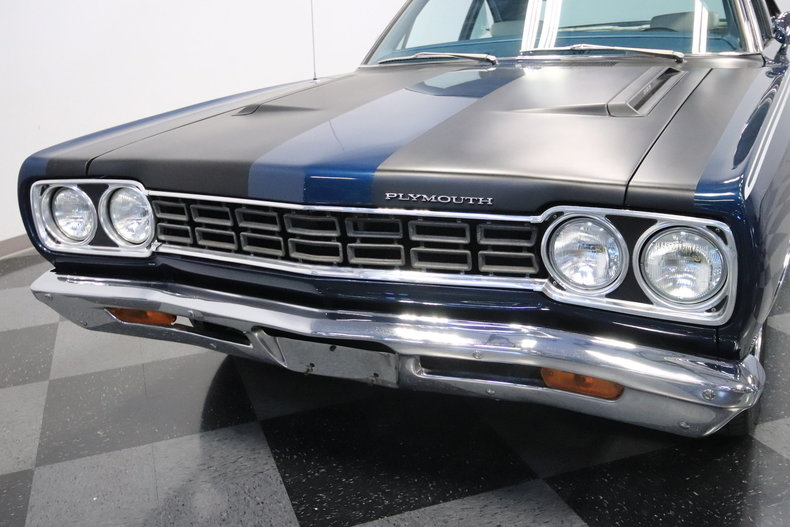 1968 Plymouth Road Runner 23