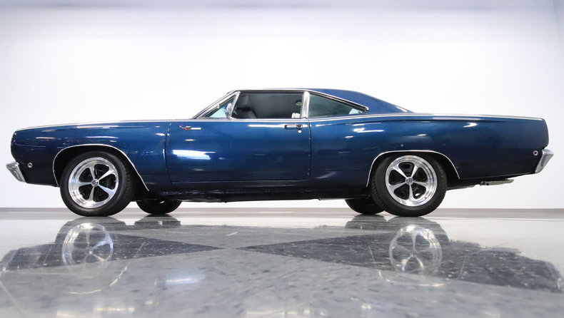 1968 Plymouth Road Runner 26