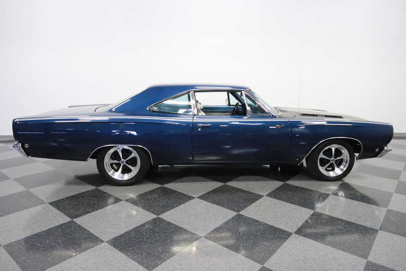 1968 Plymouth Road Runner 35