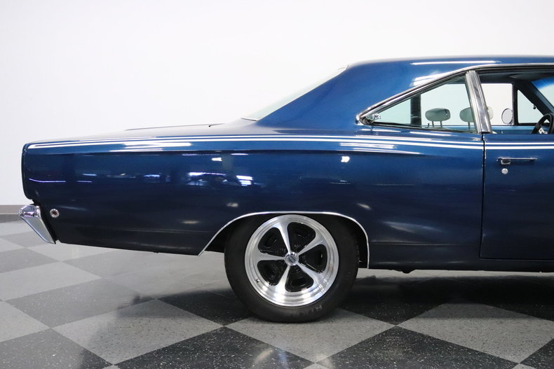 1968 Plymouth Road Runner 37