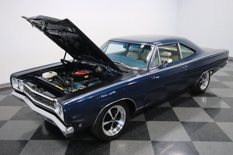 1968 Plymouth Road Runner 41