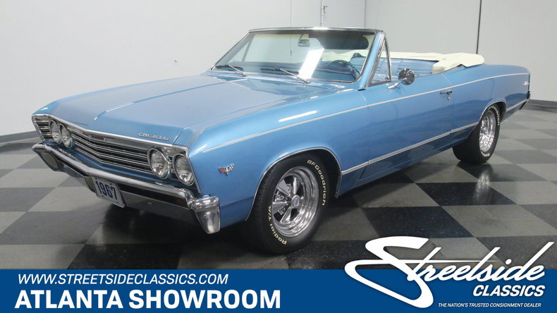 For Sale: 1967 Chevrolet Malibu