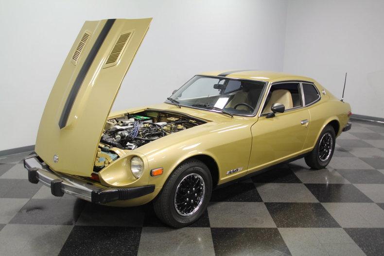 1978 Datsun 280Z 36
