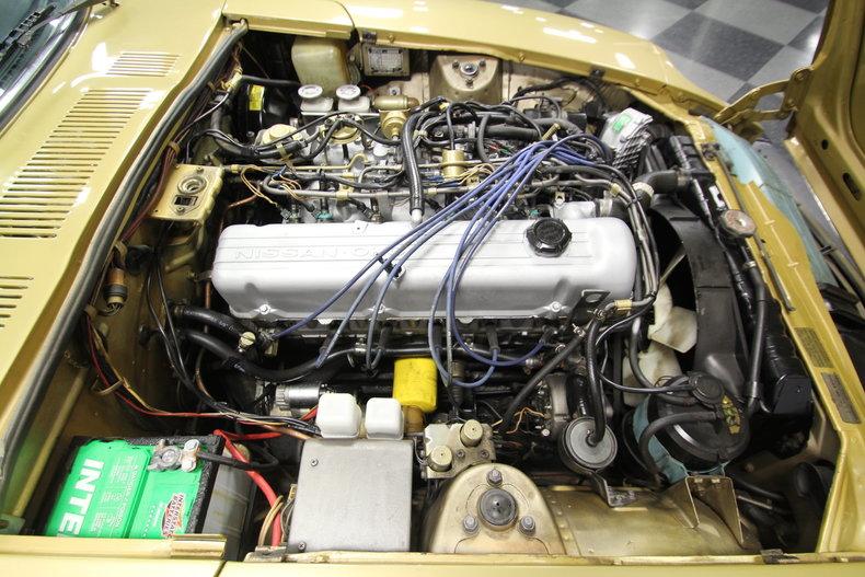 1978 Datsun 280Z 37