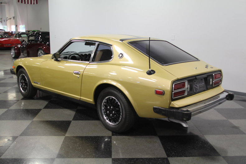 1978 Datsun 280Z 9