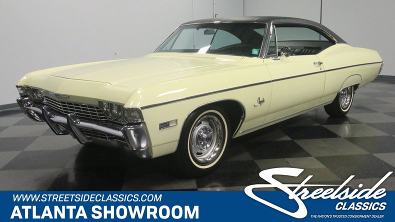 For Sale: 1968 Chevrolet Impala