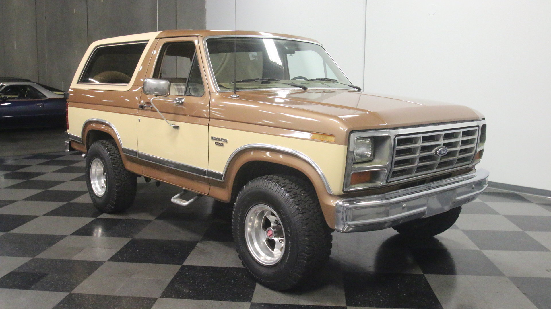 1985 ford bronco for sale
