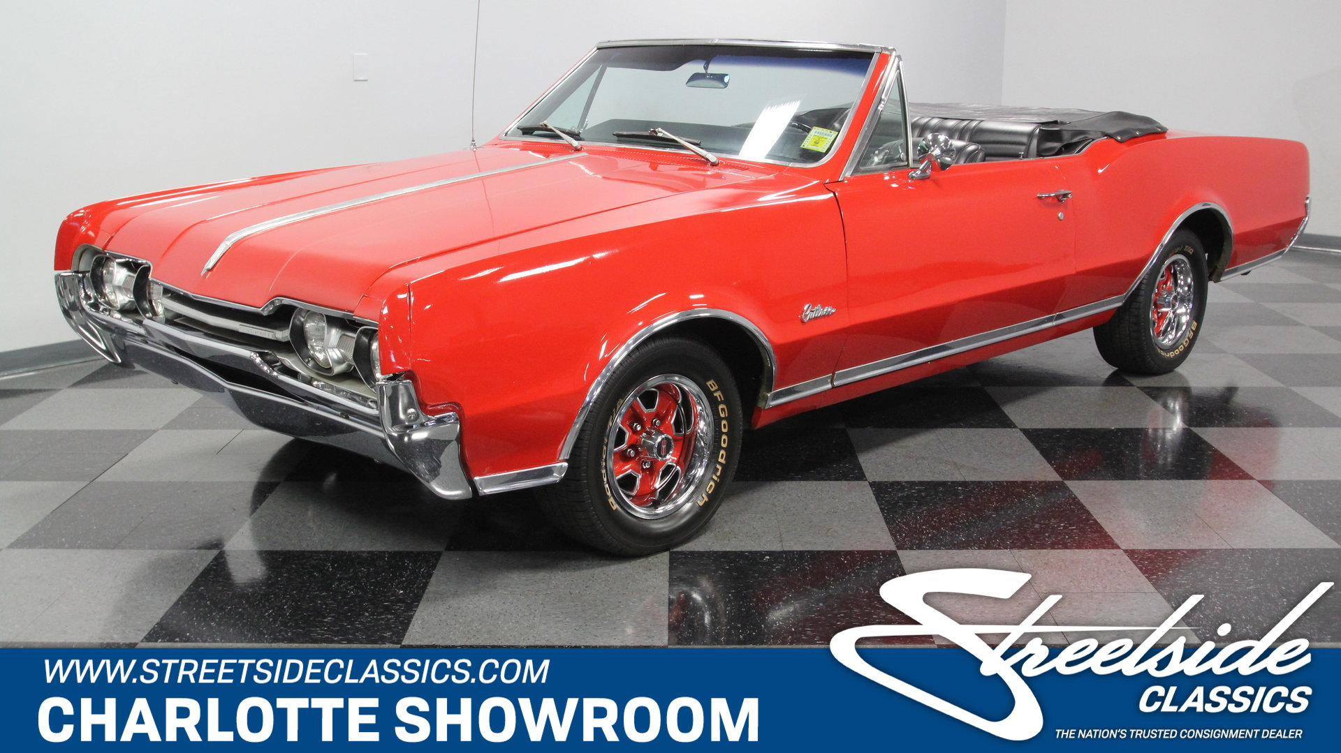 For Sale 1967 Oldsmobile Cutlass Spincar View Play Video