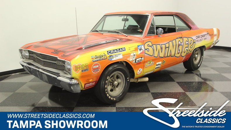 1969 dodge dart streetside classics the nations trusted classic for sale 1969 dodge dart publicscrutiny Choice Image