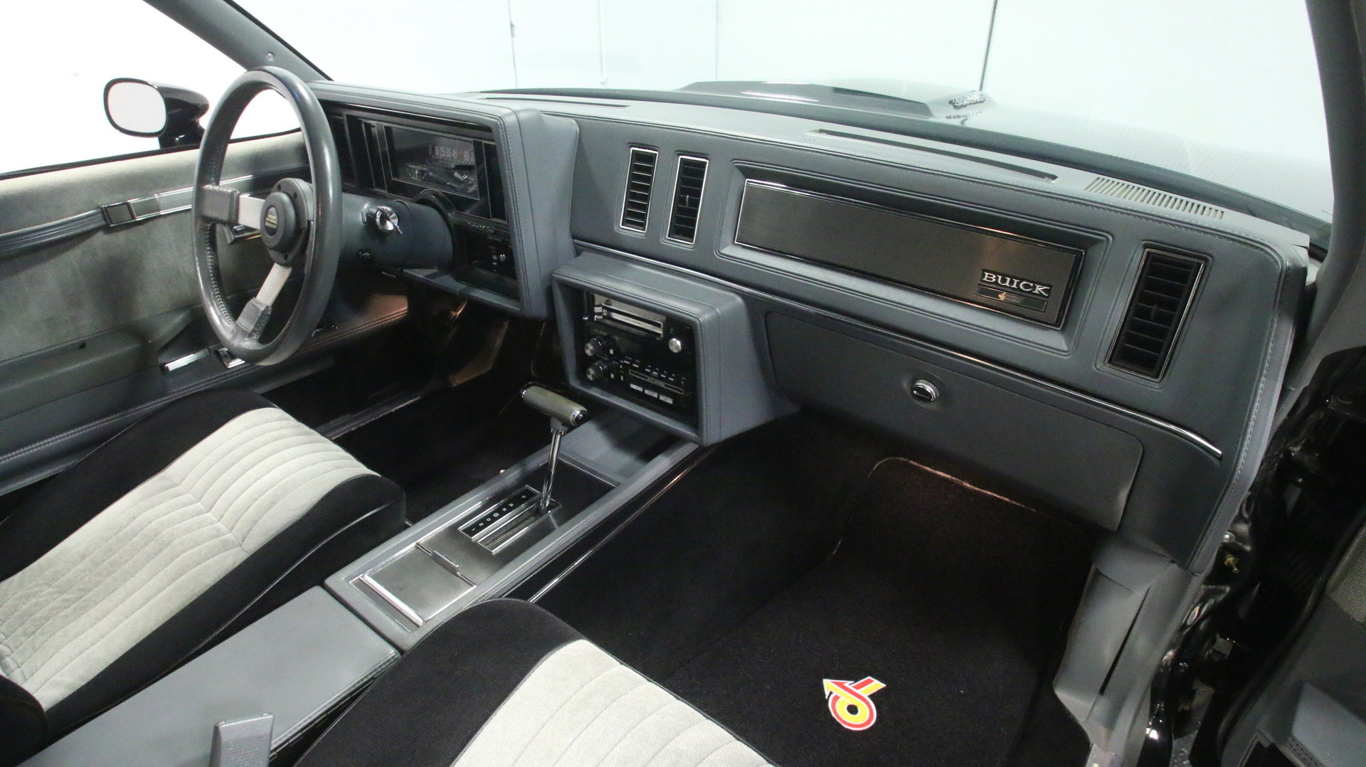 1987 Buick Grand National Streetside Classics The Nations Gn Wiring Under Hood View 360